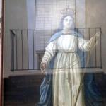 Riflesso su icona a Cadice