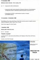 1990 Cinque poeti per Pasolini 1