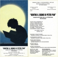 1990 Dentro il sogno di Peter Pan