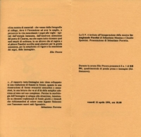 1991 Roma Nuova Bottega dellImmagine - Immaginando Pasolini - 2