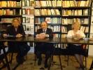 Sebastiano Messina Carlo Fabrizio Carli e Livia Compagnoni