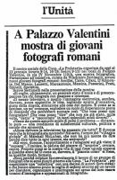 1985 Roma Palazzo Valentini - 3