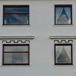 Alesund Greche alle finestre